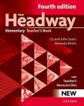 New Headway Elementary Teacher´s Book with Teacher´s Resource Disc (4th) - John and Liz Soars