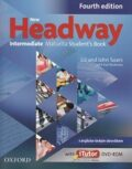 New Headway Intermediate Maturita Student´s Book with iTutor DVD-ROM4th (CZEch Edition) - John and Liz Soars