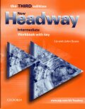 New Headway Intermediate Workbook with key - John Soars