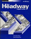 New Headway Intermediate Workbook with key - John a Liz Soars