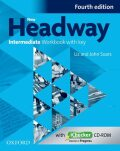 New Headway Intermediate Workbook with Key and iChecker CD-ROM (4th) - John and Liz Soars