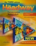 New Headway Pre-Intermediate Third edition Student´s Book with czech wordlist - John Soars