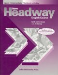 New Headway Upper-Intermediate Workbook with key - John a Liz Soars