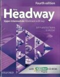 New Headway Upper Intermediate Workbook with Key and iChecker CD-ROM (4th) - John and Liz Soars