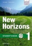 New Horizons 1 Student´s Book with CD-ROM Pack - Radley Paul