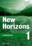 New Horizons 1 Workbook (International Edition) - Radley Paul