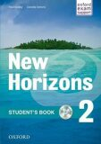 New Horizons 2 Student´s Book with CD-ROM Pack - Radley Paul
