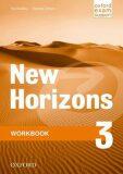 New Horizons 3 Workbook - Radley Paul