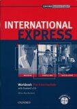 New International Expres Pre-intermediate Workbook + Student's Workbook CD pack - OXFORD
