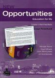 New Opportunities Upper Intermediate Language Powerbook Pack - Michael Harris