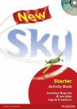 New Sky Starter Activity Book w/ Students´ Multi-Rom Pack - Jonathan Bygrave