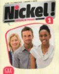 Nickel! 1: Livre de l´éleve + DVD ROM - Helene Auge