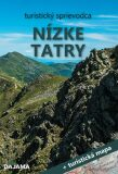 Nízké Tatry + mapa - Ján Lacika