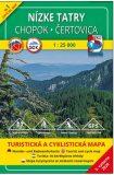 Nízke Tatry Chopok - Čertovica 1:25 000 - VKÚ