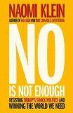 No Is Not Enough - Naomi Kleinová
