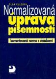 Normalizovaná úprava písemností - Olga Kuldová