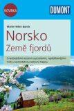 Norsko Země fjordů - Průvodce se samostatnou cestovní mapou - Marco Polo
