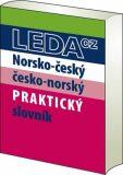 Praktický norsko-český a česko-norský slovník - Vrbová J.