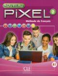 Nouveau Pixel 2 A1: Livre + DVD - Sylvie Schmitt
