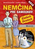 Nová nemčina pre samoukov + CD - Michal Dvorecký, ...
