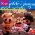 Včelí medvídci Nové příběhy a písničky - CD - Košlerová Eva