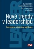 Nové trendy v leadershipu - Daniela Pauknerová, ...
