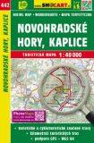 Novohradské hory, Kaplice 1:40 000 - SHOCART