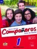 Nueva Companeros 1 - Alumno+Licencia Digital - Francisca Castro, ...