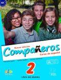 Nueva Companeros 2 - Cuaderno de Ejercicios+Licencia Digital - Francisca Castro, ...