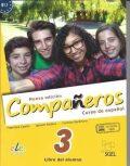 Nueva Companeros 3 - Alumno+Licencia Digital - Francisca Castro, ...
