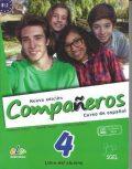 Nueva Companeros 4 - Alumno+Licencia Digital - Francisca Castro, ...