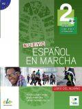 Nuevo Espanol en marcha 2 - Libro del alumno+CD - Francisca Castro, ...