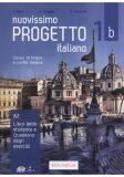 Nuovissimo Progetto italiano 1b  Libro dello studente e Quaderno degli esercizi  DVD video + CD Audio - Telis Marin