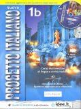 Nuovo Progetto italiano 1b Libro dello Studente + quaderno degli esercizi + DVD video + CD Audio - Telis Marin