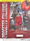 Nuovo Progetto italiano 2a Libro dello Studente + quaderno degli esercizi + DVD video + CD Audio 1 - Telis Marin