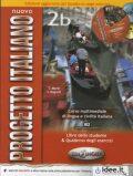 Nuovo Progetto italiano 2b Libro dello Studente + quaderno degli esercizi + DVD video + CD Audio 2 - Telis Marin