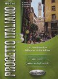Nuovo Progetto Italiano 3 Quaderno Degli Esercizi - M. Dominici,  Antonio Bidetti, ...
