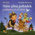 Nůše plná pohádek poskládaných do řádek - Jiří Žáček