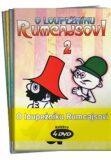 O loupežníku Rumcajsovi - kolekce 4 DVD - Václav Čtvrtek