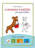 O pejskovi a kočičce - Vlasta Hurtíková