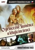 O princezně Jasněnce a létajícím ševci DVD (remasterovaná verze) - neuveden