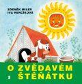 O zvědavém štěňátku - Zdeněk Miler, Iva Hercíková