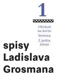 Obchod na korze – Nevěsta – Z pekla štěstí - Ladislav Grosman