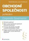 Obchodní společnosti pohledem Corporate Governance - Tomáš Moravec, ...