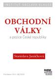 Obchodní války - Stanislava Janáčková