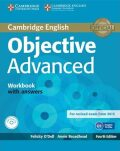 Objective Advanced 4th edition Workbook - Felicity O'Dell