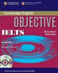 Objective IELTS Intermediate Students Book with CD ROM - Wendy Sharp, Michael Black