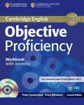 Objective Proficiency Workbook with Answers with Audio CD - Annette Capel, Wendy Sharp