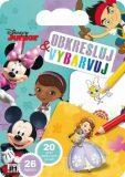 Obkresluj a vybarvuj Disney Junior - JIRI MODELS