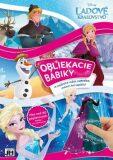 Obliekacie bábiky Ľadové kráľovstvo - JIRI MODELS SLOVAKIA